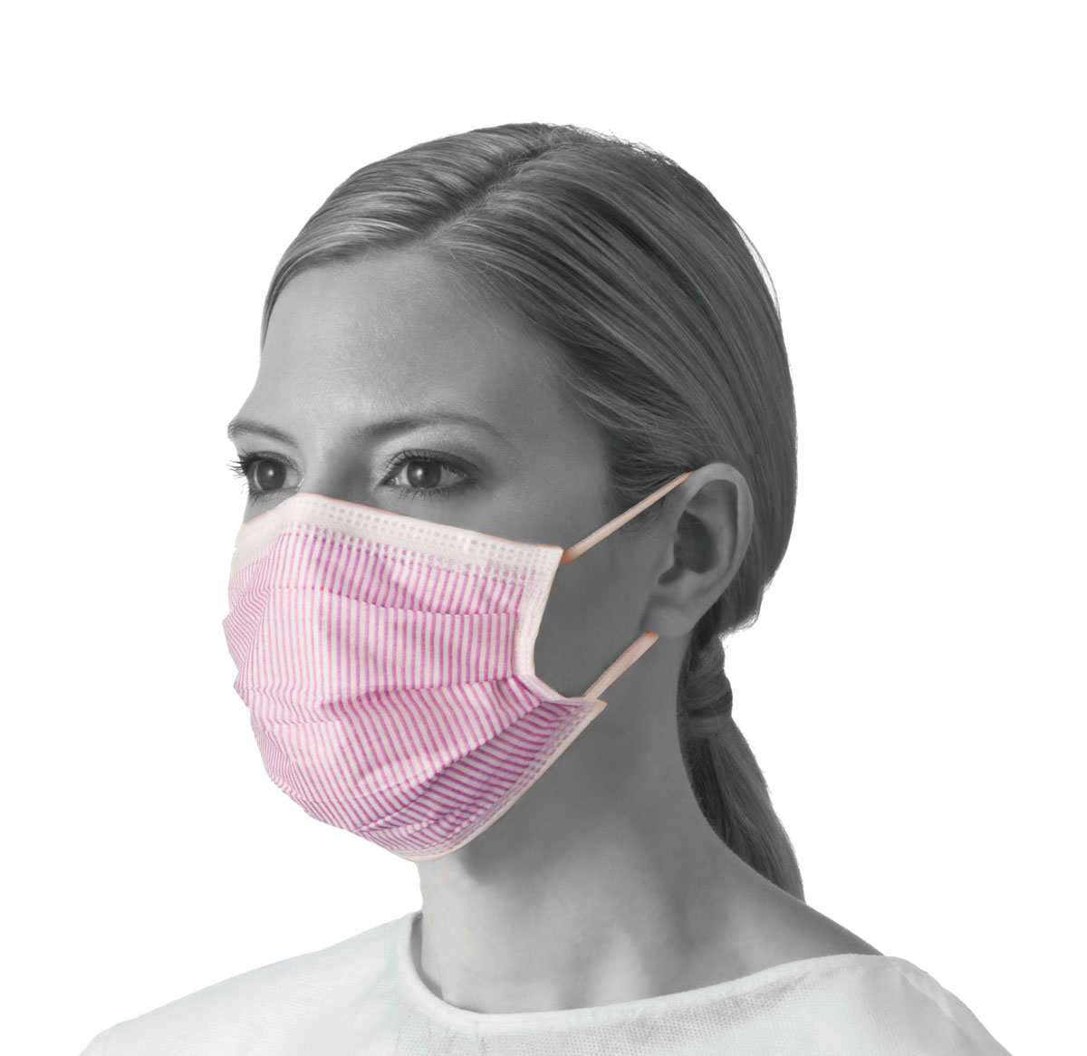 Masks Medline Procedure Fluid-resistant Inc Face Industries
